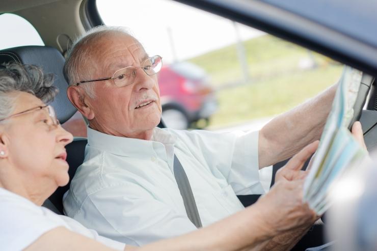 Pensionäridest autojuhid pole keskmisest ohtlikumad