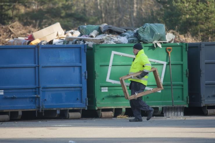 Meeldetuletus: Nõmme elanikel on vaja sõlmida uus jäätmeveoleping
