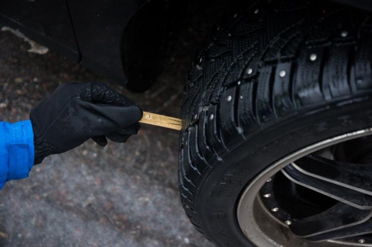 Politsei palub liiklejatel nädalavahetusel arvestada heitlike ilmaoludega