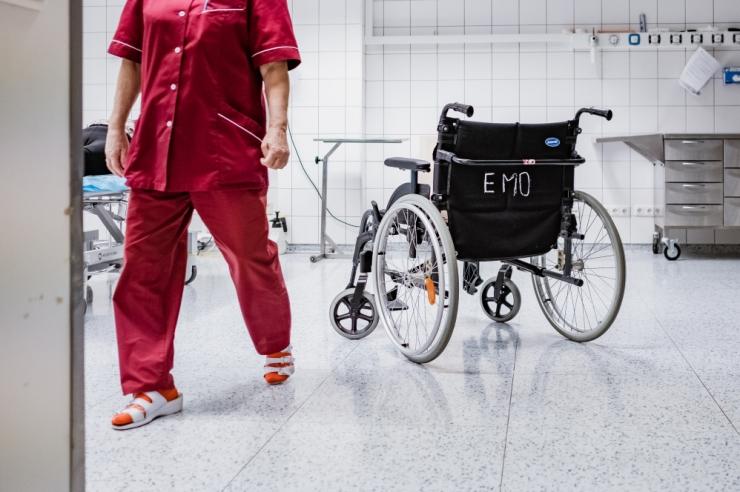 Doktor Novak: valvekliinikud leevendaksid EMO-de ülekoormust