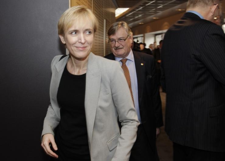 Aino Kallase preemia pälvis Iivi Anna Masso