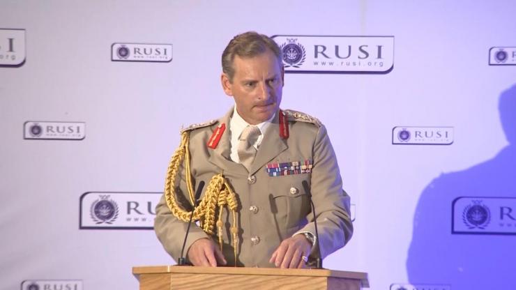 Briti sõjaväejuht peab Venemaad islamistidest suuremaks ohuks