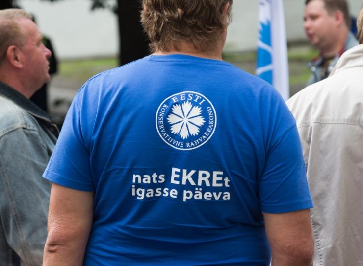 Tanel Kiik EKRE toetajate rünnakust Tarandi vastu: vägivaldne marurahvuslus on Eestile suurim oht