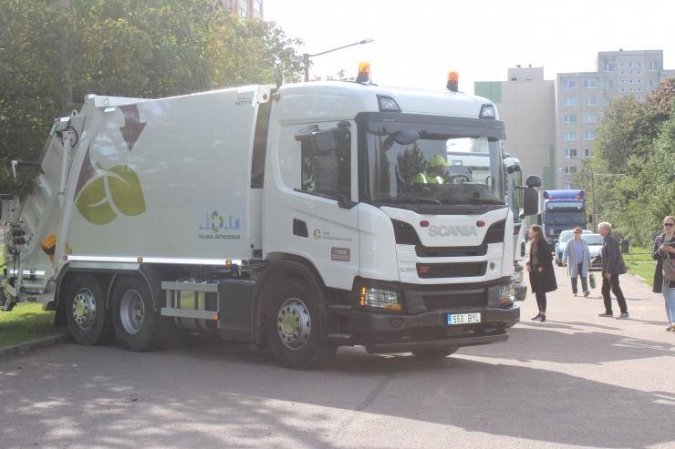 Pirital algab 1. jaanuarist korraldatud jäätmevedu