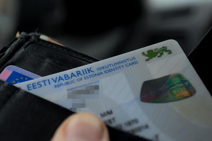 Uuring: eestlased usaldavad autentimisvahendina kõige enam ID-kaarti