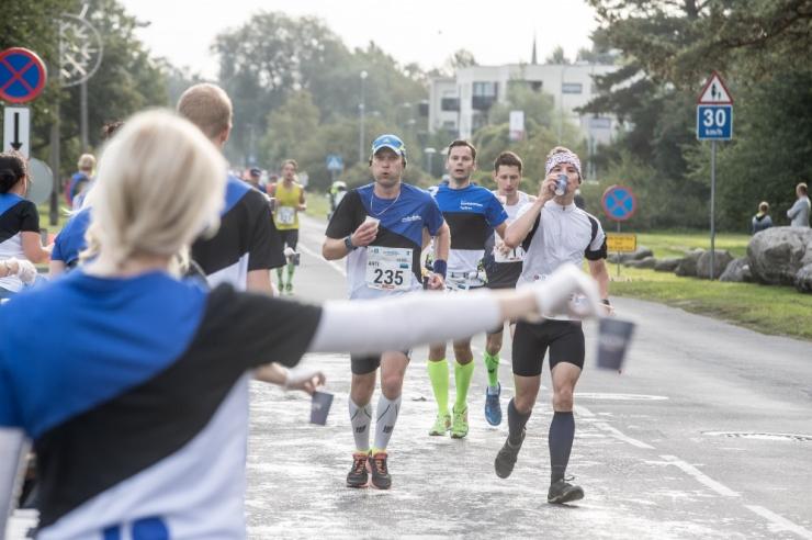 Täna algas registreerimine 2019. aastal toimuvale Tallinna Maratonile