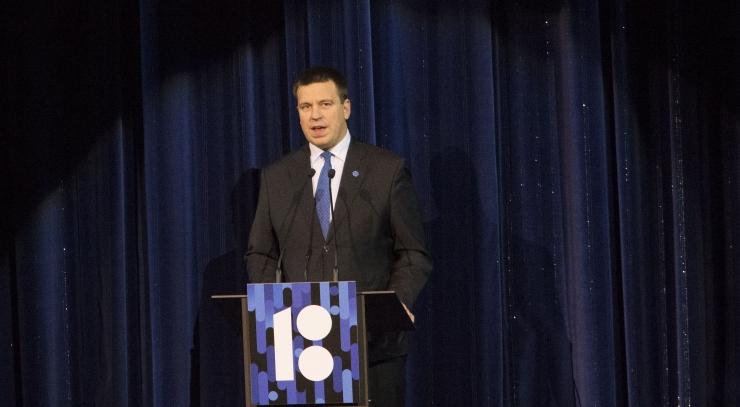 FOTOD! Ratas: Vabadussõja kangelaste ja kogu rahva pingutused põlistasid Eesti iseseisvuse