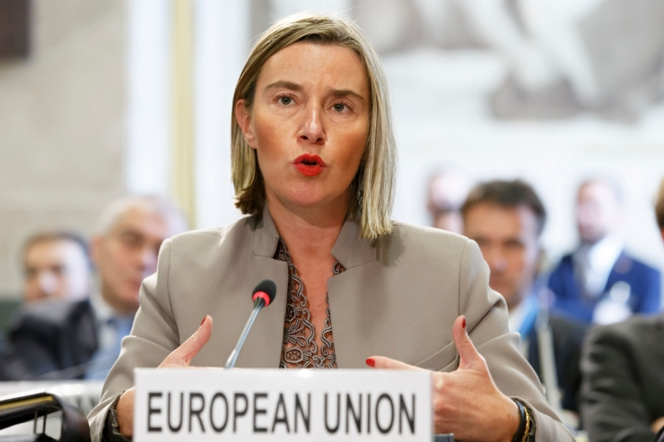 EL mõistis Venemaa käitumise hukka, kuid sanktsioonidega ei ähvardanud