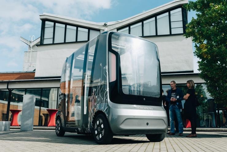 TalTechi töötubades saab ehitada roboteid ja valmistada päikesepaneeli