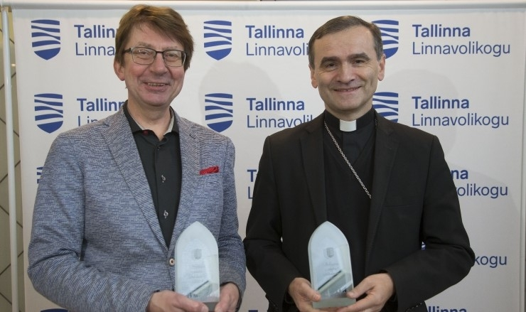 GALERII JA VIDEO: Ain Järve on Tallinna aasta linnakodanik 2018
