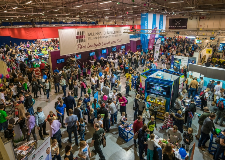 Täna algab Tallinnas robootikafestival Robotex International