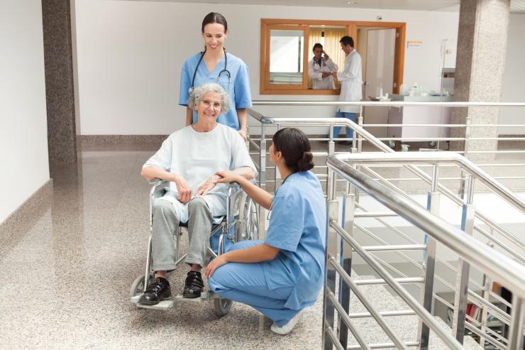 Kollektiivlepinguga tõusevad tervishoius töötasud