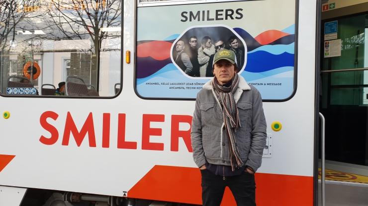 FOTOD JA VIDEO! Hendrik Sal-Saller: välismaa staaridel on oma lennukid, kuid mitte kellelgi pole oma trammi!