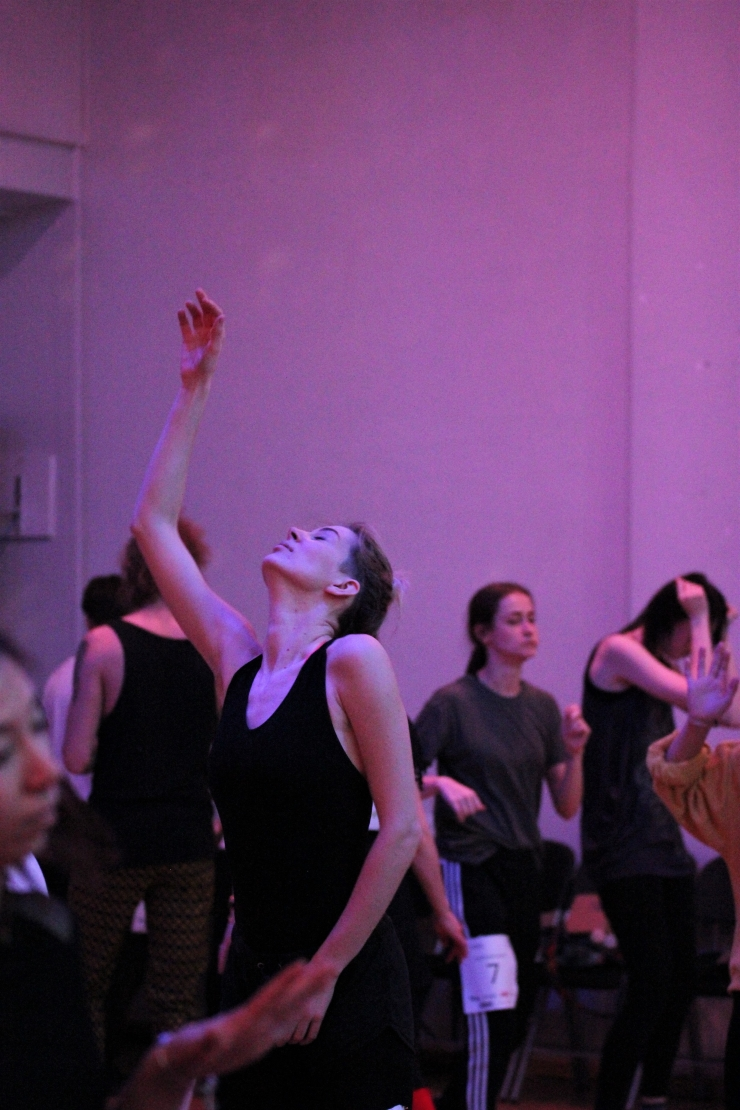 Sõltumatu Tantsu Lava ja Eesti Liikumispuudega Inimeste Liit kutsuvad tantsima võrdsete liikumisvõimaluste nimel