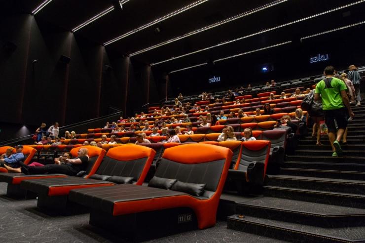 Väärikas eas Haabersti filmihuvilistele toimub kinohommik