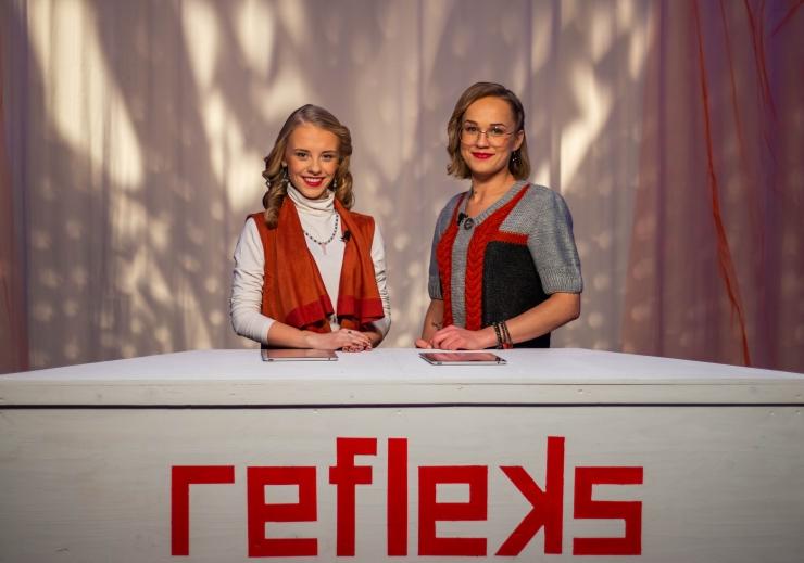 """Tudeng TV alustas uue saate """"Refleks"""" tootmisega"""