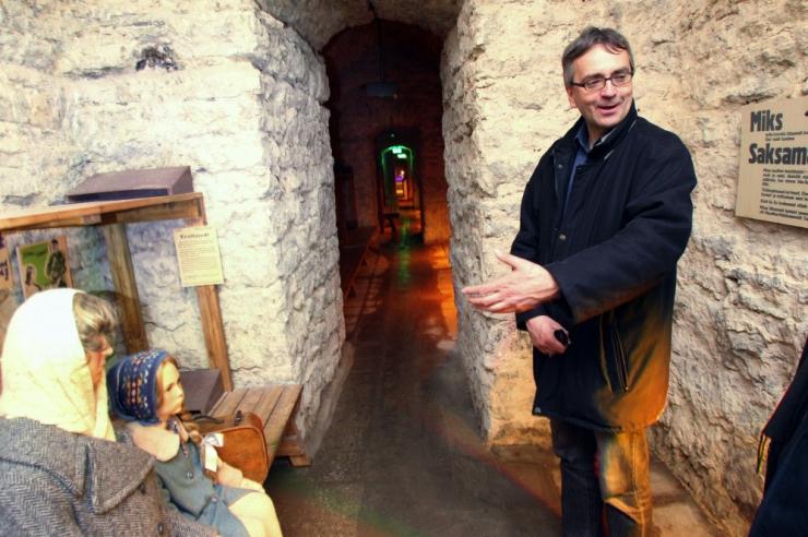 Tallinna Linnamuuseum korraldab muuseumimängu