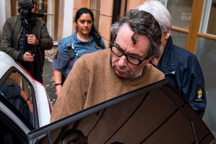Nobeli-skandaali keskmes olev prantslane tunnistati vägistamises süüdi