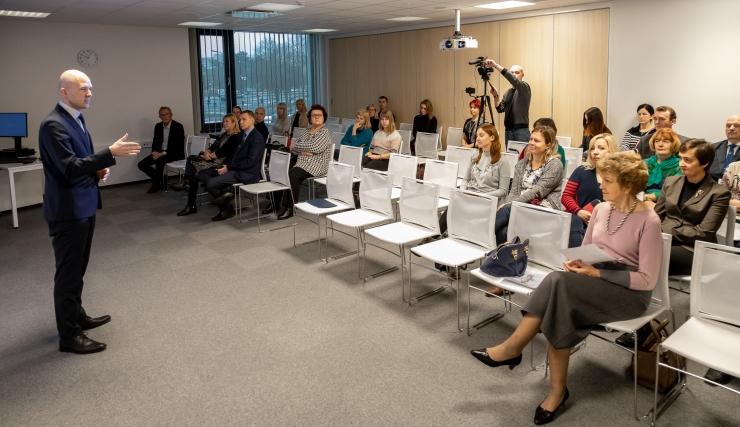 FOTOD JA VIDEO: Turvalise Tallinna konverentsil räägiti ohutusest