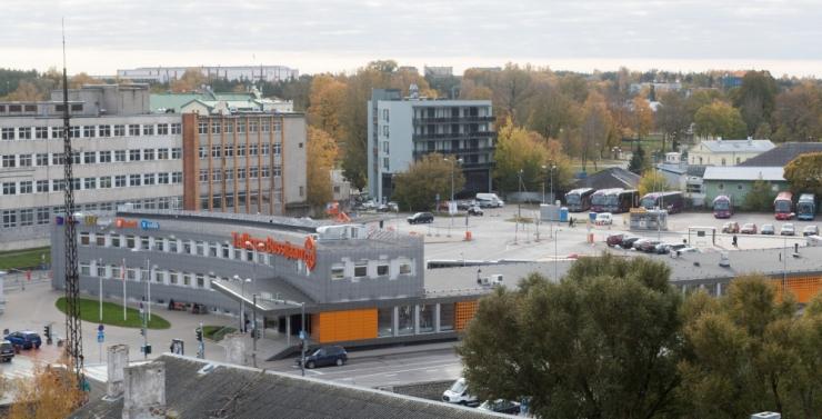 Tallinn eelistab autobussijaama Ülemistele mitte kolida