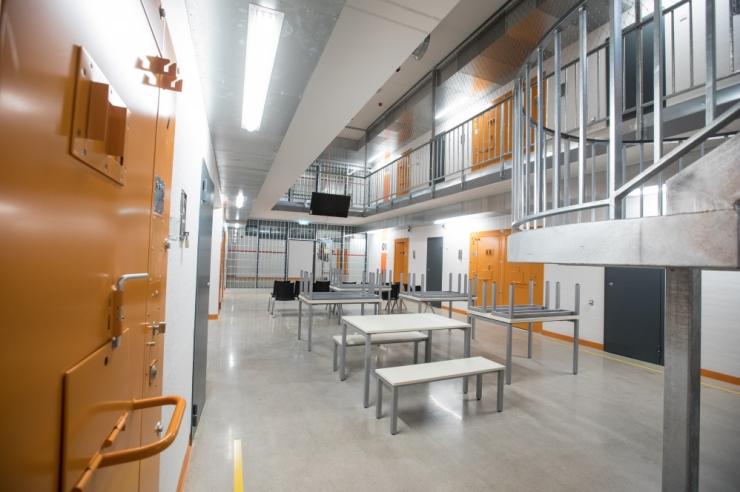Eestis on Euroopa keskmisega võrreldes palju vange