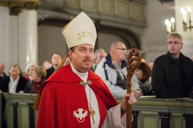 Peapiiskop Urmas Viilma peab kolmapäeval Tallinna toomkirikus traditsioonilise advendikõne