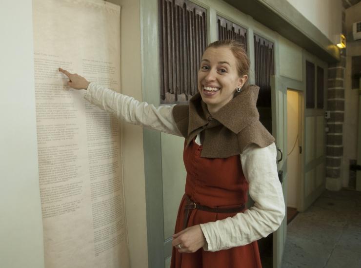 """Muuseumimäng """"ÜLE LINNA JÕULUD"""" Tallinna Linnamuuseumis tutvustab ajaloolisi pühadetraditsioone"""