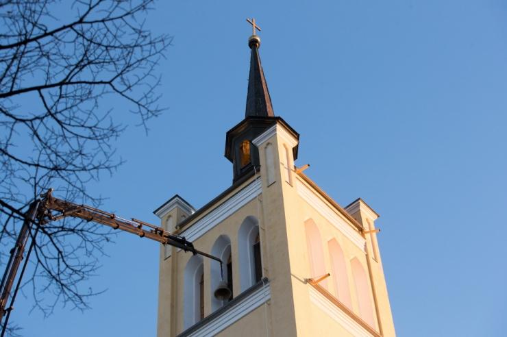 Valitsus plaanib EELK-le anda tasuta Jaani kiriku aluse maa