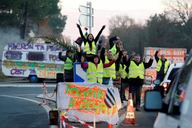 Prantsuse valitsus kardab nädalavahetuse protestidel suurt vägivalda