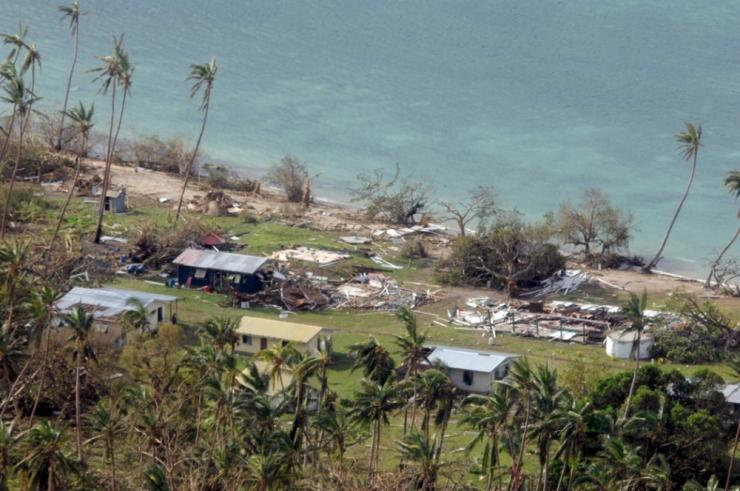 Uus-Meremaa sõjavägi määratles kliimamuutused julgeolekuväljakutsena