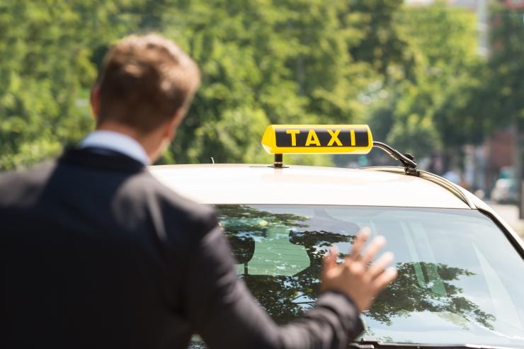 Taksosõidu piirhinnad jäävad kehtima