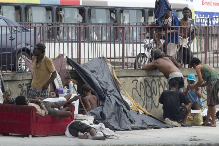 Brasiilias kasvas vaeste arv kahe miljoni võrra