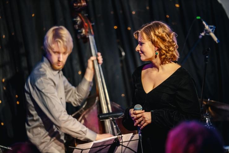 GALERII: TAFF Clubis kõlas Eesti ja Soome ühislooming