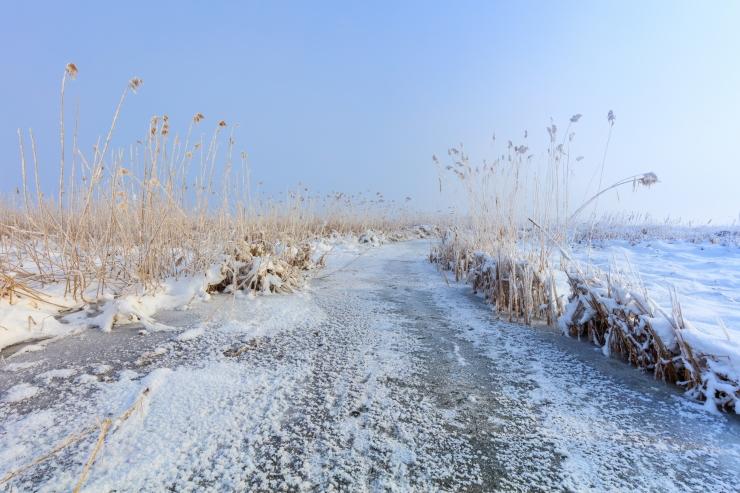 Päästeamet võtab jääohutuse erilise tähelepanu alla