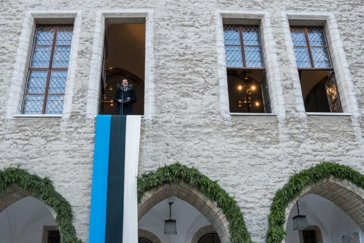 Tallinn tunnustab kauaaegseid linnateenistujaid