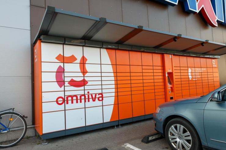 3308d8e1deb Omniva paigaldas tänavu Baltikumis 200 uut pakiautomaati - Uudis.eu