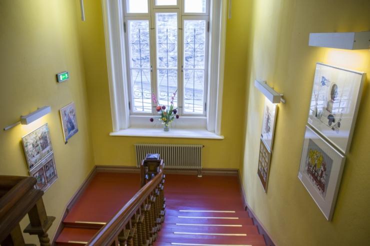 Lastekirjanduse keskus tunnustas Anti Saart ja Urmas Viiki