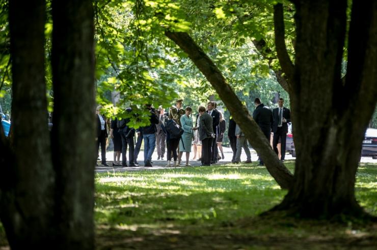 Linnajuhid ootavad Kadrioru elanike ideid tühja roheala kasutamiseks