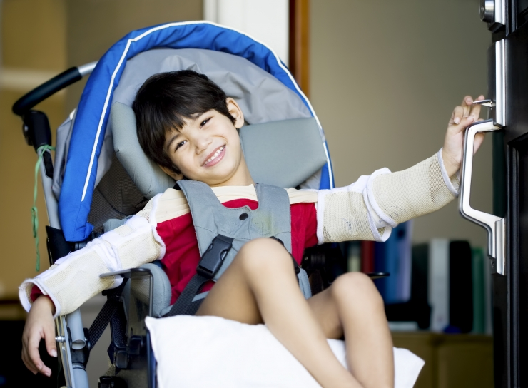 """Kanal 2 """"Jõulusoojus"""" toetab tänavu liikumispuuetega lapsi"""