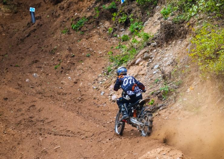 Aasta parimad motosportlased on Kevin Saar ja Kadri Ehamäe
