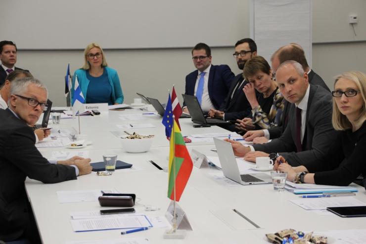 Läänemere riigid kella keeramises kokkuleppele veel ei jõudnud