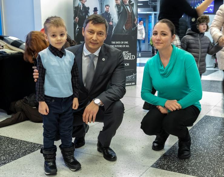 FOTOD! Linnavolikogu esimehe vastuvõtt erivajadustega Tallinna lasteaedade lastele