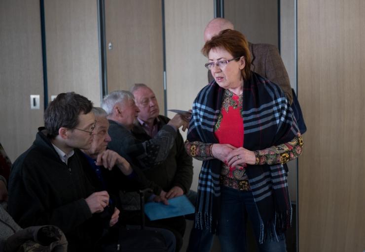 Pirita linnaosakogu liikmed selgitavad, miks nad hääletasid Ülle Rajasalu linnaosakogu juhi kohalt maha