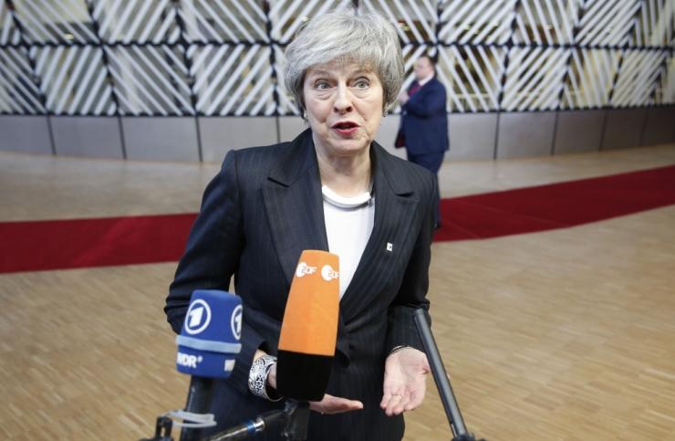 EL-i liidrid lükkasid May ettepanekud tagasi