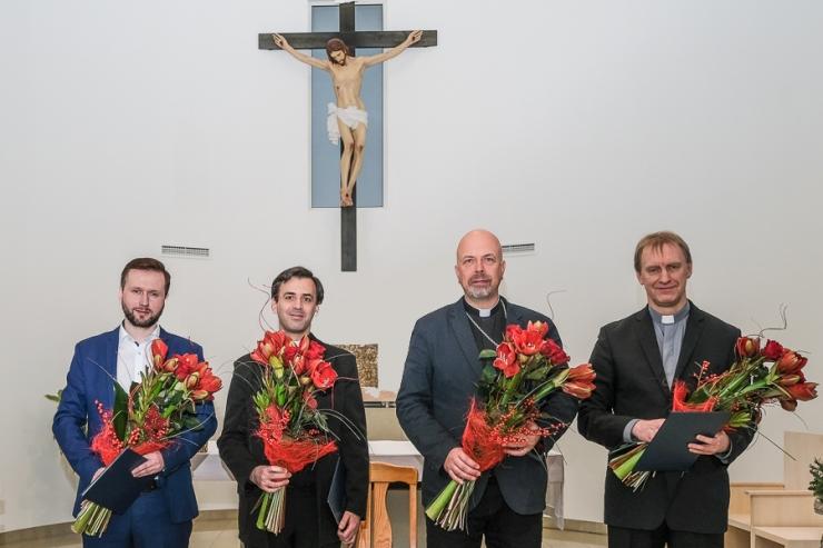Kirikute Nõukogu andis üle oikumeenilise aastapreemia