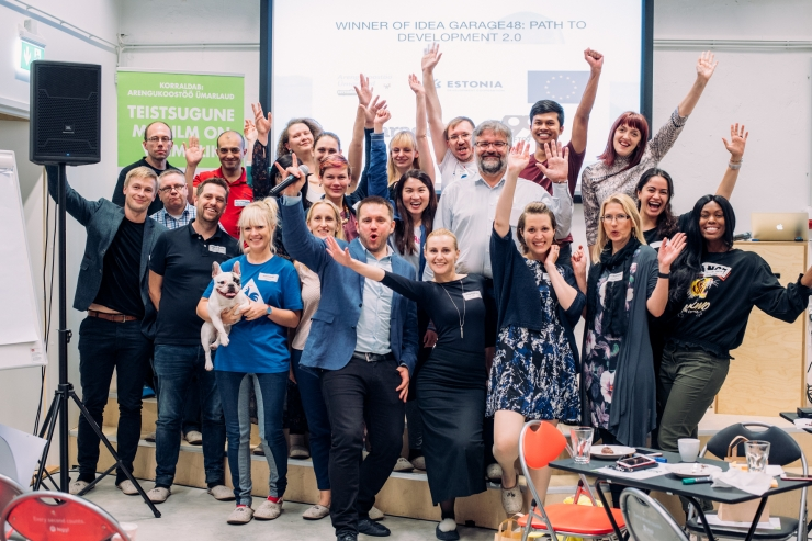Esimese digiriigi häkatoni võitis Net Group lahendusega Häirekeskusele