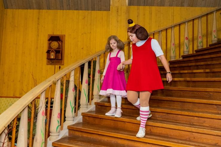 GALERII: EV100 laste- ja noorteprogramm lõppes südamliku tänusündmusega Lottemaal