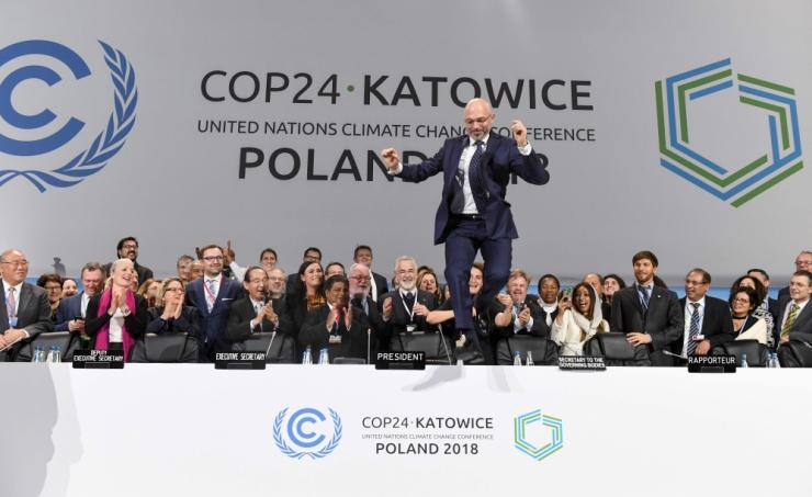 ÜRO kliimakohtumisel kiideti heaks Pariisi leppe täitmise reeglistik
