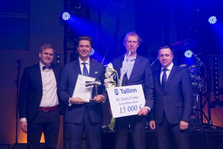 Täna Tallinna TV-s: kokkuvõttev saade Tallinna Spordigalast