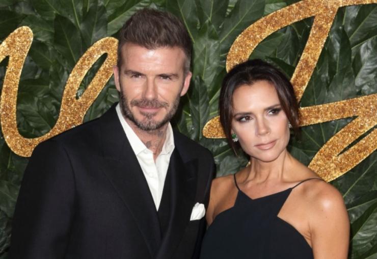 David Beckham ostis Leiest endale sauna